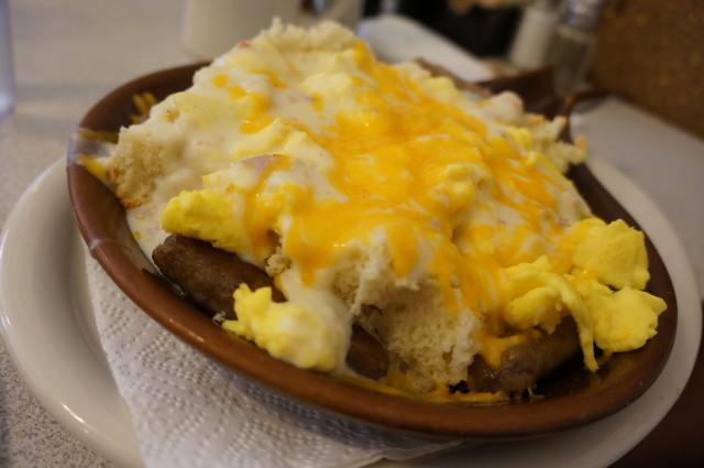 Ocean Diner Country Breakfast