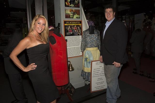(L-R) Erin Murphy and Steven Wishnoff, Photo Courtesy of Bill Dow