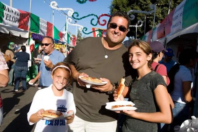 Sept 23, 2006 - Feast of San Gennaro - Los Angeles, CA