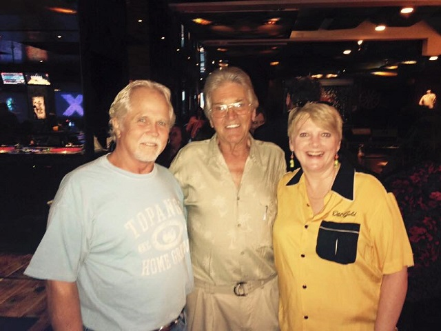 (L-R) Tony Dow, Paul Petersen, and Alison Arngrim, Photo Courtesy of Bill Dow Photography