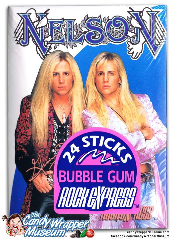 Nelson Bubble Gum