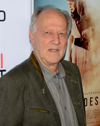 Werner Herzog at AFI Festival by Audi