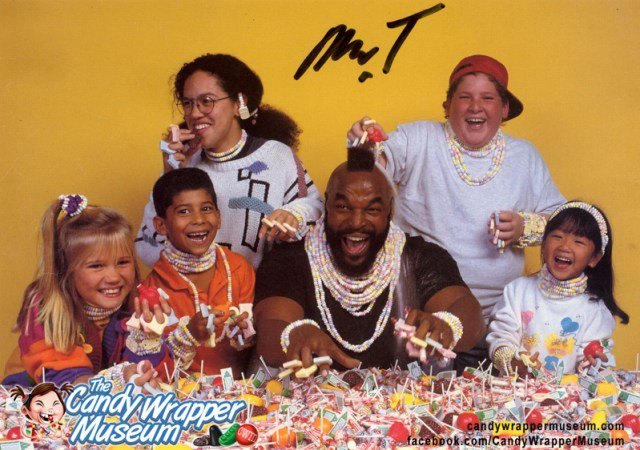 Mr. T and the Kids