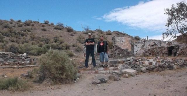 Van Houten, George Stimson (Goodbye Helter Skelter), Barker Ranch