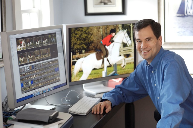 David Pogue; Photo Courtesy of NATAS