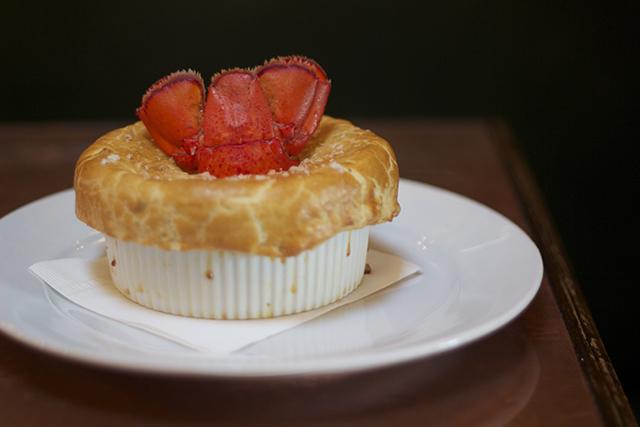 Starey Gazey Pie from The Pikey (Photo by Eric Shani)