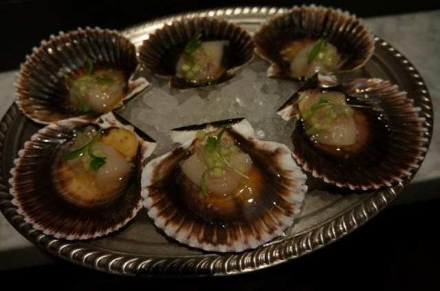 Fiscal Agent Scallops