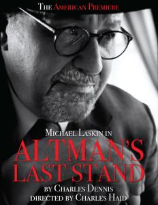 Altman's Last Stand