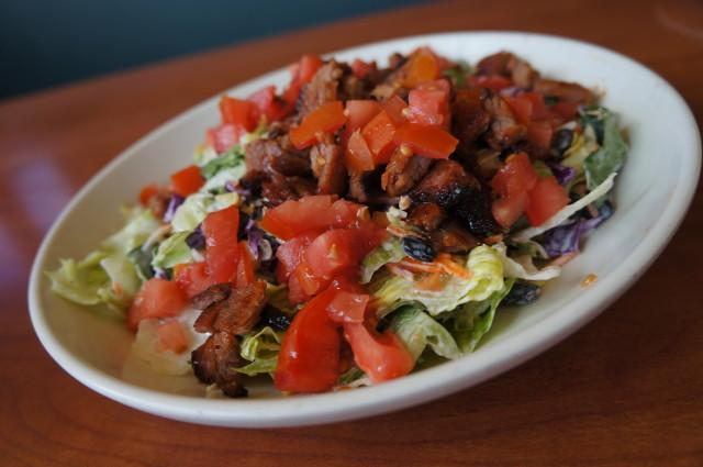 BBQ Salad Stonefire Grill