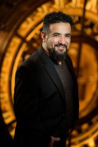 Jonathan Cilia-Faro. Photo courtesy of The Media Hound PR.