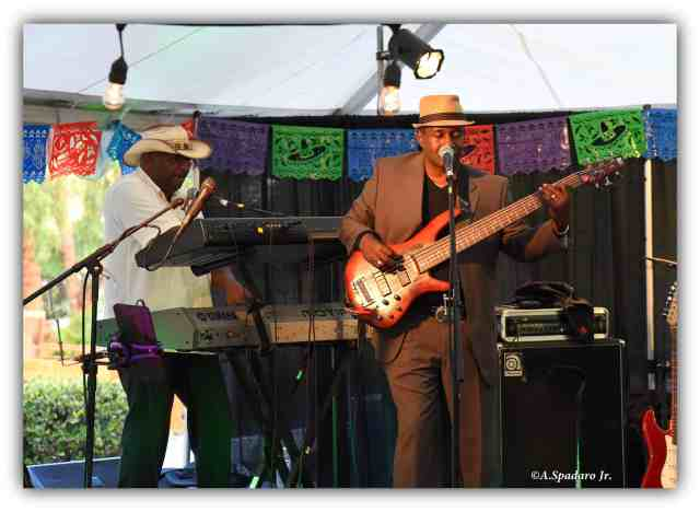 Long Beach New Blues Festival featuring The Low Rider Band