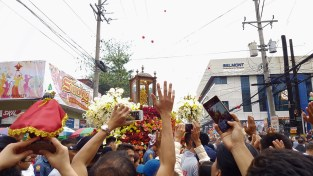 Solemn Procession of the Image of Sto. Niño