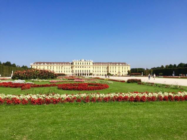 Schonbrunn Palace & Gardens