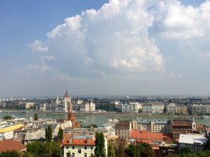 View from Fisherman's Bastion