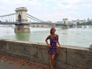Chain Bridge in the background