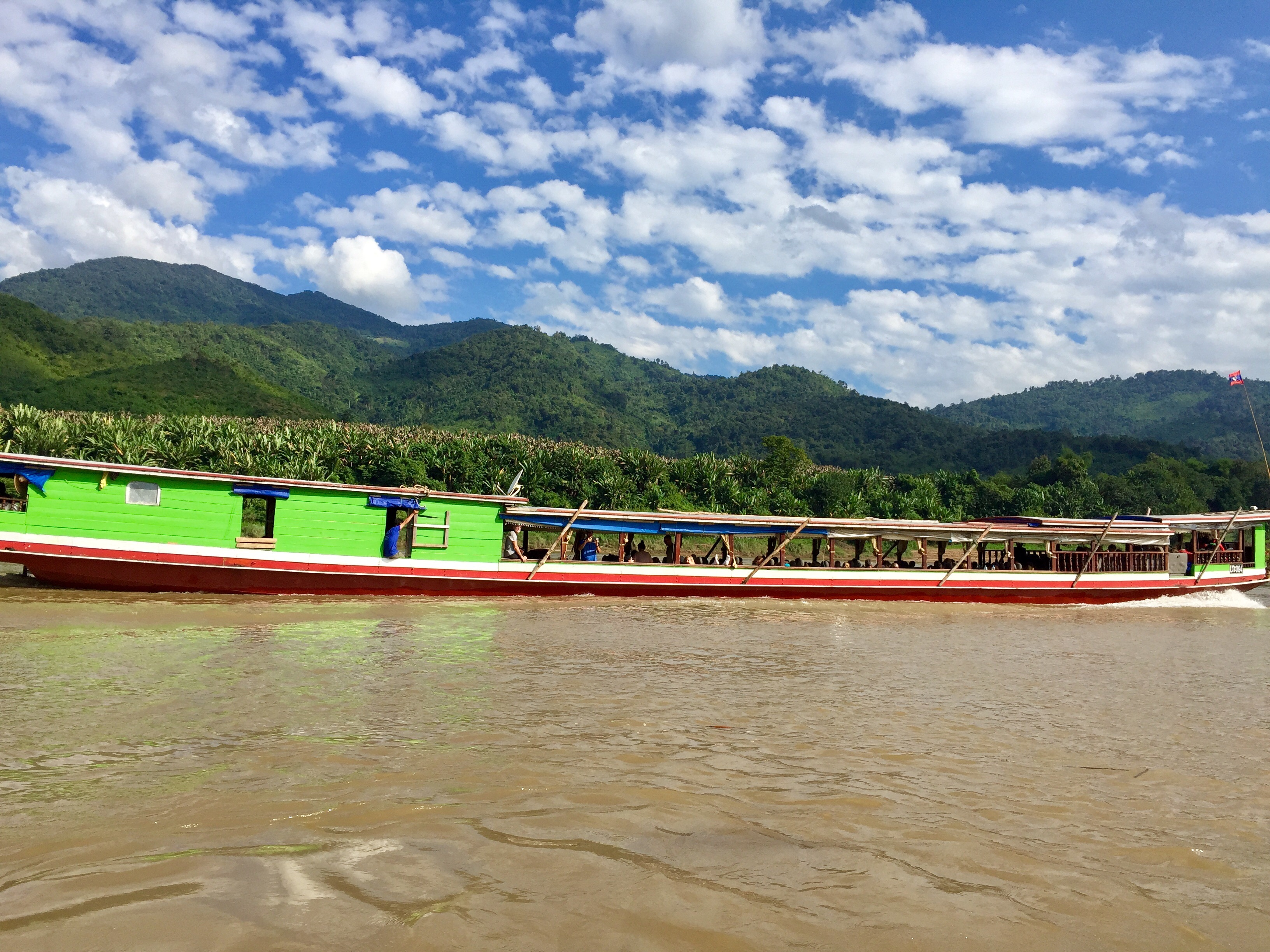 What to Expect on the Slow Boat to Laos - WorldSmith