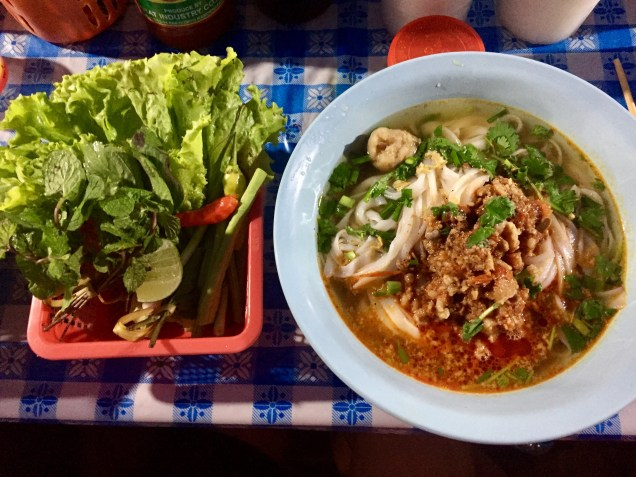 Khao Soi. So delicious and only $3.