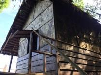 Bamboo Hut in Laos