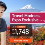 Jetstar: Exclusive Sale Fares at the Travel Madness Expo 2017