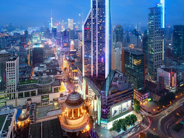 Royal Le Meridien Shanghai, China