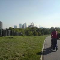 Mile End to Canary Wharf