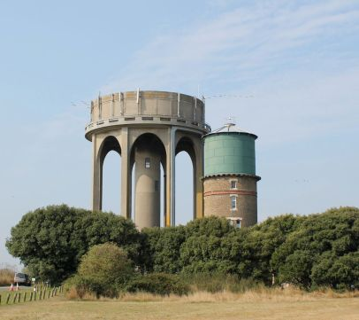 Water towers Southwold