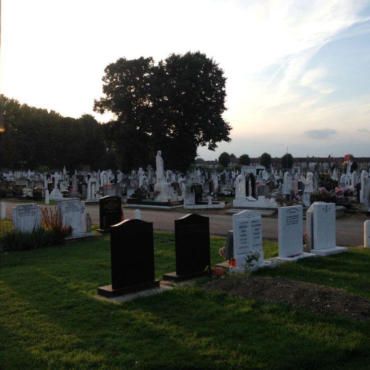 St. Patrick's Cemetery Leytonstone