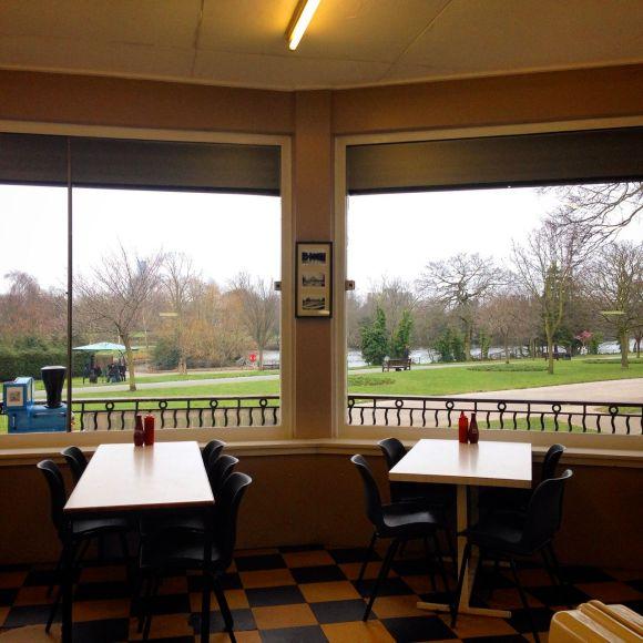 Pavilion Cafe Valentines Park Ilford