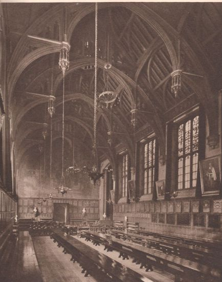 Lincoln's Inn old photo