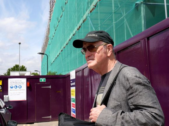 Iain Sinclair London Overground