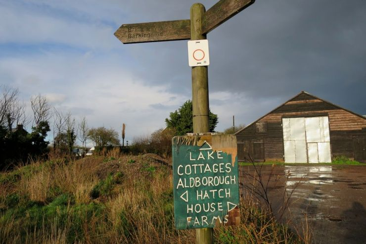 Aldborough Hatch
