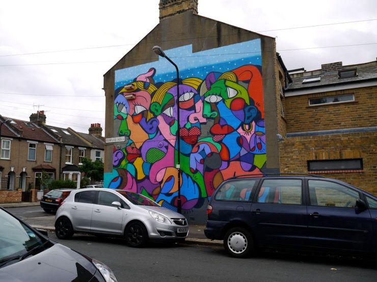 Mural Walthamstow