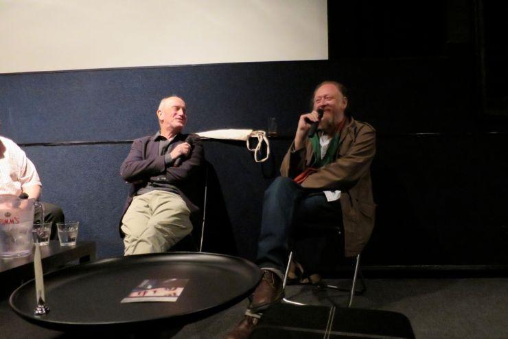 Iain Sinclair London Overground film