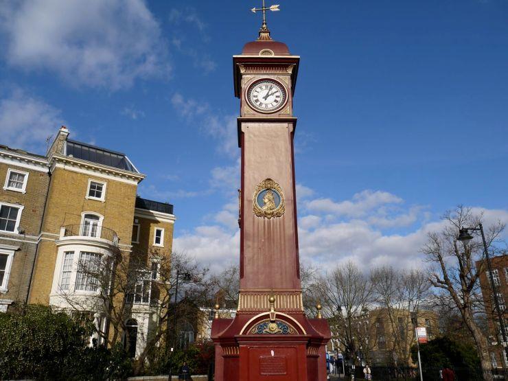 Highbury Clocktower