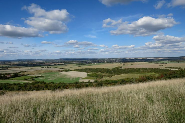 Ivinghoe Beacon view