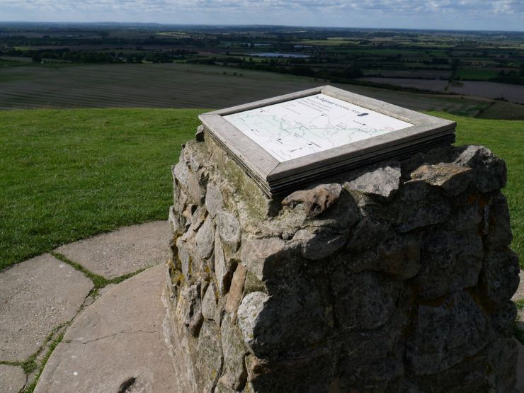 Ivinghoe Beacon summit
