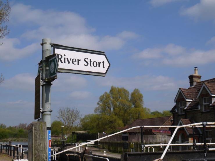 Rivers Stort Navigation
