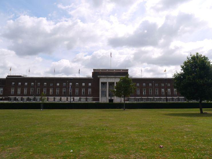 Dagenham Civic Centre