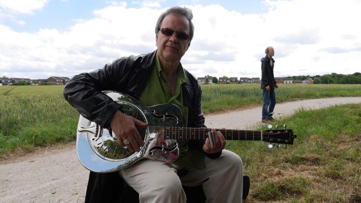 Gary Lammin guitar