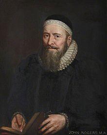 John Rogers Martyr