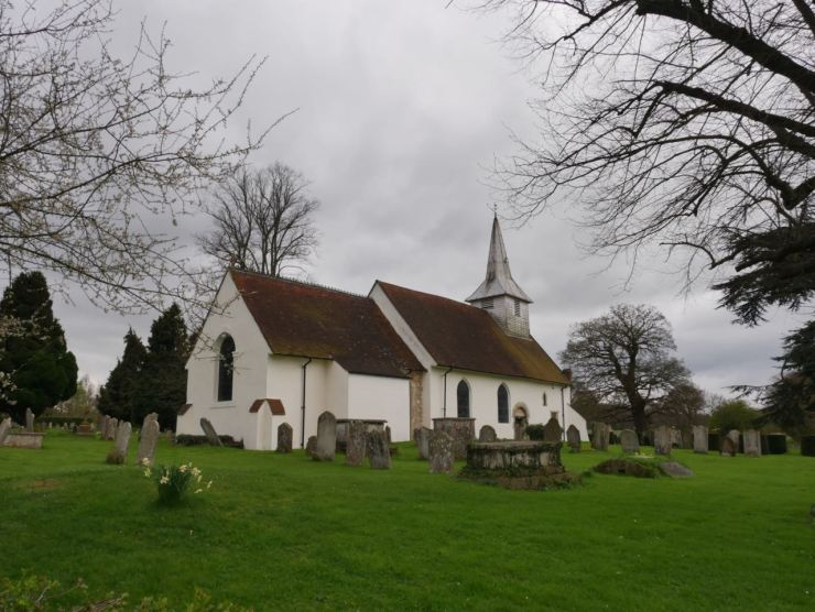 Lambourne Church