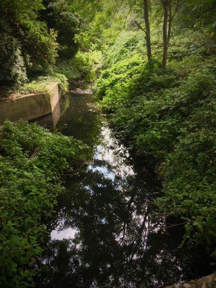 The Dagenham Brook