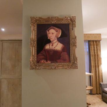 Jane Seymour White Hart