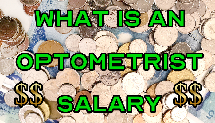 What is an optometrist salary