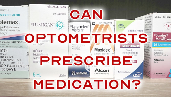 Can Optometrists Prescribe Medication - Featured