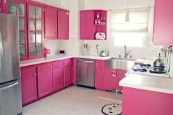 A Beautiful Mess Hello Kitty Kitchen!