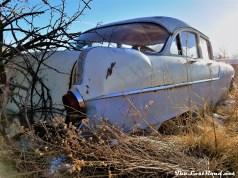 1955 Pontiac Chieftain Rear