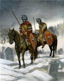 3rd Century Roman Cavalry