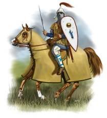 Byzantine Cavalryman