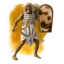 Egyptian Warrior